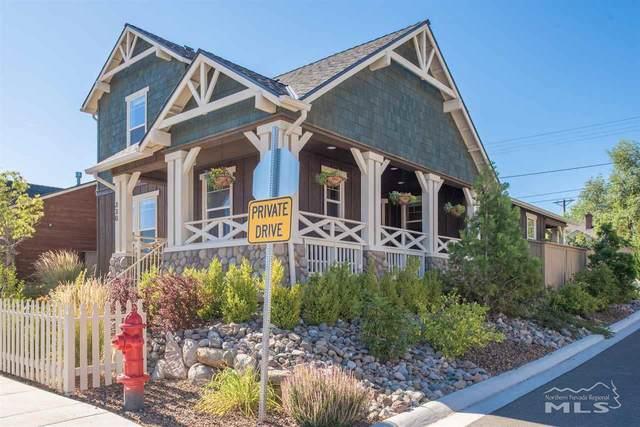 330 Mount Rose St, Reno, NV 89509 (MLS #200009520) :: Chase International Real Estate