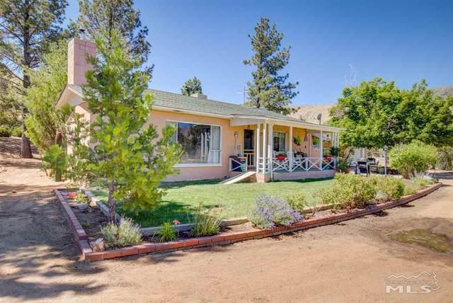 432 Pinenut Rd., Walker, Ca, CA 96107 (MLS #200009522) :: Ferrari-Lund Real Estate