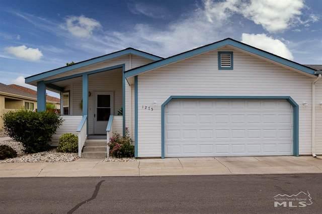 1275 Gambrel Drive, Carson City, NV 89701 (MLS #200009532) :: Ferrari-Lund Real Estate