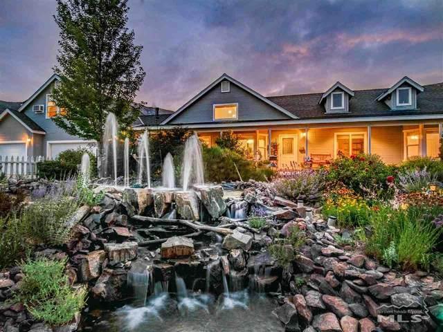 36 Grant Drive, Wellington, NV 89444 (MLS #200009535) :: Ferrari-Lund Real Estate