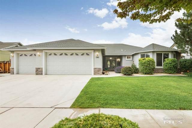 1367 Bryan, Gardnerville, NV 89410 (MLS #200009538) :: NVGemme Real Estate