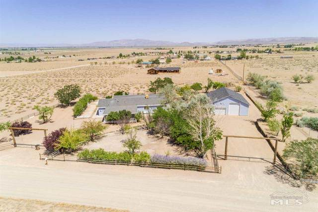 13 Shirley, Yerington, NV 89447 (MLS #200009587) :: The Mike Wood Team