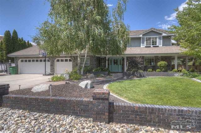 1820 Citadel Circle, Carson City, NV 89703 (MLS #200009597) :: Ferrari-Lund Real Estate