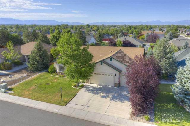 1283 La Sierra, Minden, NV 89423 (MLS #200009627) :: Chase International Real Estate