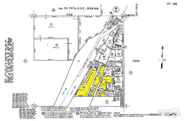 525 Industrial Parkway, Lovelock, NV 89419 (MLS #200009641) :: NVGemme Real Estate