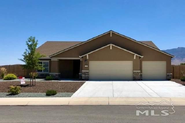183 Deerfield Rd, Dayton, NV 89403 (MLS #200009666) :: Vaulet Group Real Estate