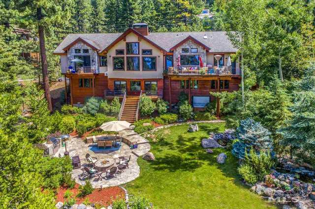 439 Driver Way, Incline Village, NV 89451 (MLS #200009716) :: The Mike Wood Team