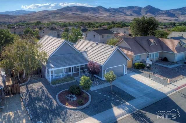 707 Sunset, Dayton, NV 89403 (MLS #200009725) :: Vaulet Group Real Estate