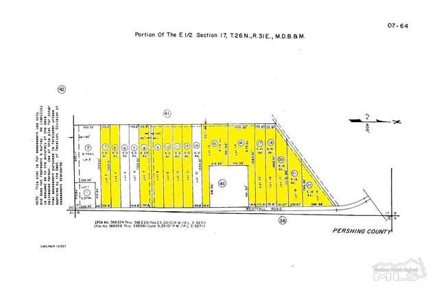 1093 Westfall Road, Lovelock, NV 89419 (MLS #200009735) :: NVGemme Real Estate