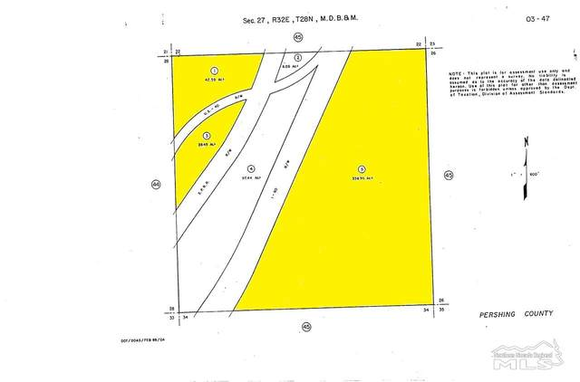 T28 R32 Sec 27, Lovelock, NV 89419 (MLS #200009743) :: NVGemme Real Estate