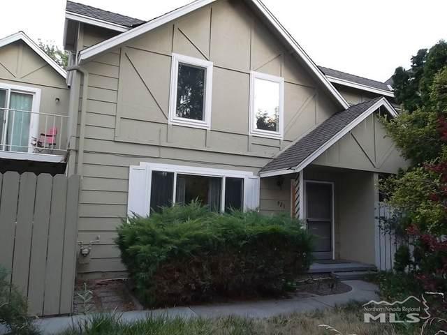 921 Craigmont, Reno, NV 89502 (MLS #200009770) :: Vaulet Group Real Estate