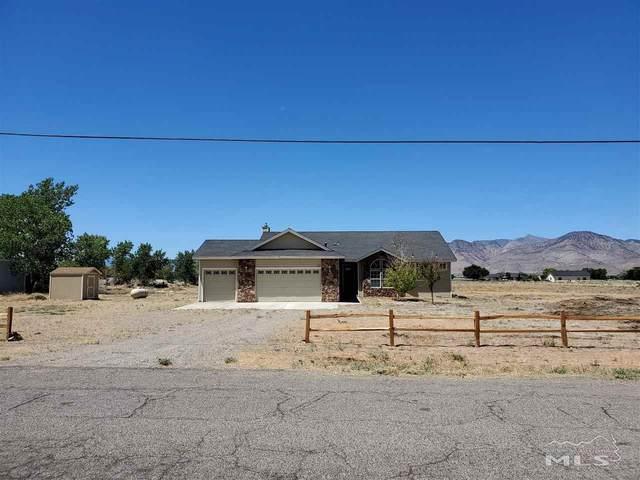 210 Potosi Road, Dayton, NV 89403 (MLS #200009785) :: Vaulet Group Real Estate