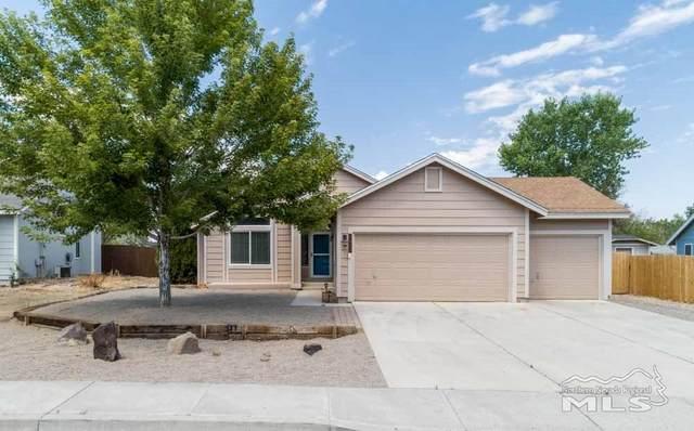 1423 Jenny's Lane, Fernley, NV 89408 (MLS #200009788) :: NVGemme Real Estate
