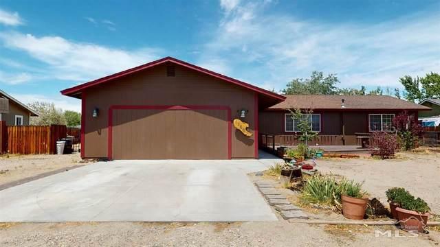 1366 Lattin Rd, Fallon, NV 89406 (MLS #200009789) :: Ferrari-Lund Real Estate