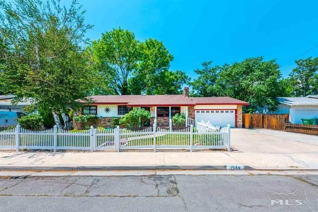 1944 Molly Drive, Carson City, NV 89706 (MLS #200009796) :: Fink Morales Hall Group