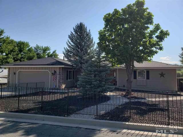451 Parkhill Drive, Carson City, NV 89701 (MLS #200009810) :: Chase International Real Estate