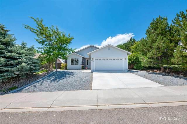 981 Hilltop Dr, Carson City, NV 89705 (MLS #200009840) :: Chase International Real Estate