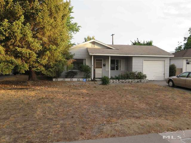 750 Broadway Blvd, Reno, NV 89502 (MLS #200009846) :: Chase International Real Estate
