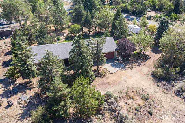 325 W Coyote Dr, Washoe Valley, NV 89704 (MLS #200009864) :: Fink Morales Hall Group