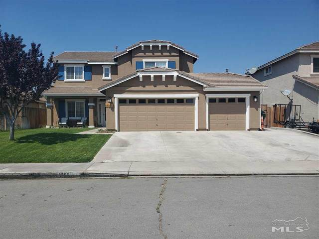 1760 Walnut Dr, Fernley, NV 89408 (MLS #200009865) :: Harcourts NV1
