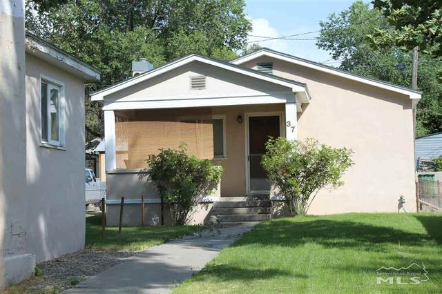 37 Kendall St, Winnemucca, NV 89445 (MLS #200009872) :: Vaulet Group Real Estate