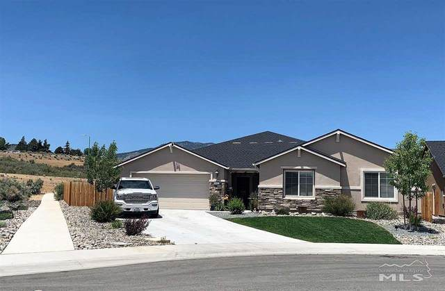 6492 Arc Dome, Carson City, NV 89701 (MLS #200009878) :: Ferrari-Lund Real Estate