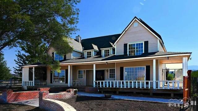 1988 Palomino Lane, Gardnerville, NV 89410 (MLS #200009881) :: Chase International Real Estate