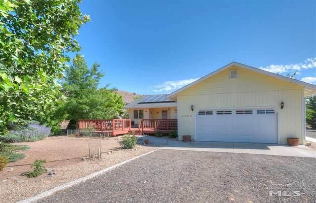 3690 Quail Run Way, Wellington, NV 89444 (MLS #200009898) :: Chase International Real Estate