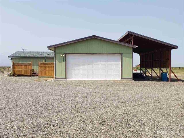 2870 Horseshoe Road, Battle Mountain, NV 89820 (MLS #200009899) :: NVGemme Real Estate