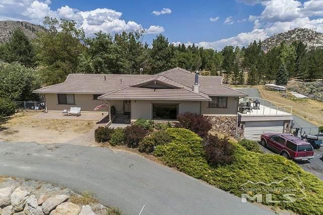 3950 Hobart Rd, Carson City, NV 89703 (MLS #200009908) :: Ferrari-Lund Real Estate