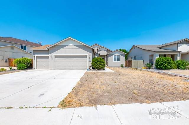 1702 Harvest Creek Way, Fernley, NV 89408 (MLS #200009921) :: Harcourts NV1