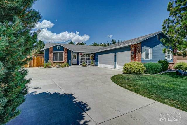 1640 Divot Rd., Carson City, NV 89701 (MLS #200009928) :: Fink Morales Hall Group