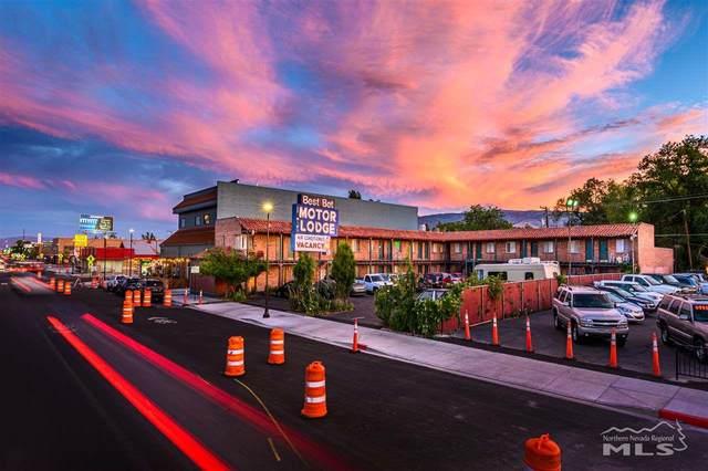 941 S Virginia Street, Reno, NV 89502 (MLS #200009929) :: Chase International Real Estate