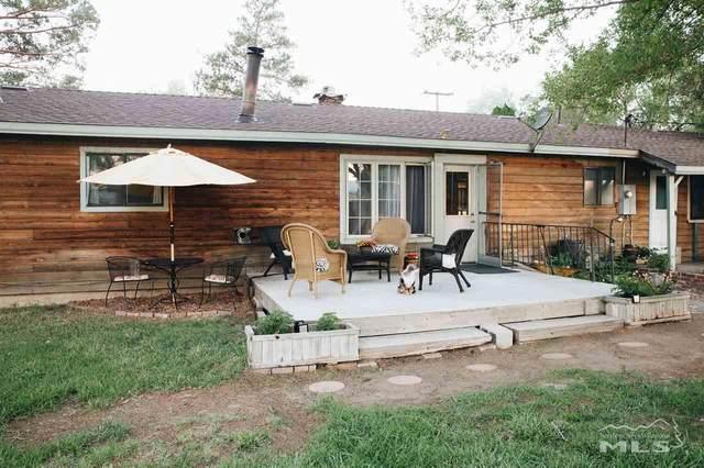 879 State Route 88, Gardnerville, NV 89460 (MLS #200009932) :: NVGemme Real Estate