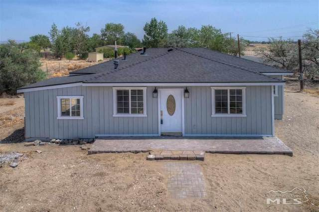 1790 E 10th, Silver Springs, NV 89429 (MLS #200009942) :: The Mike Wood Team