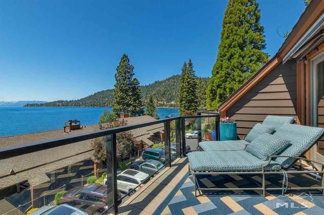 501 Lakeshore Blvd #15, Incline Village, NV 89451 (MLS #200009948) :: NVGemme Real Estate