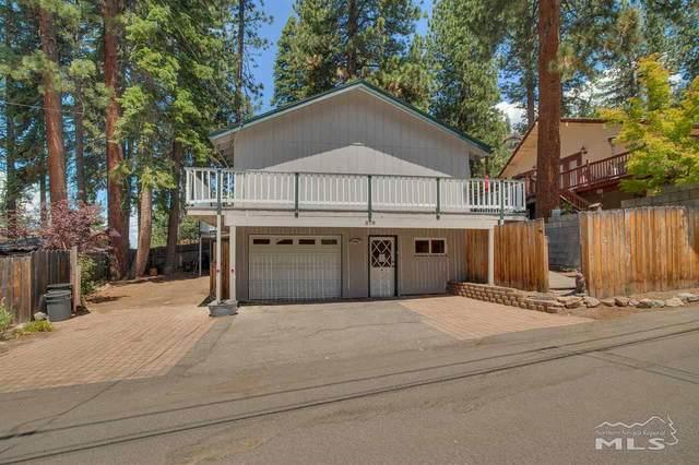 218 Lyons Avenue, Glenbrook, NV 89413 (MLS #200009986) :: Vaulet Group Real Estate