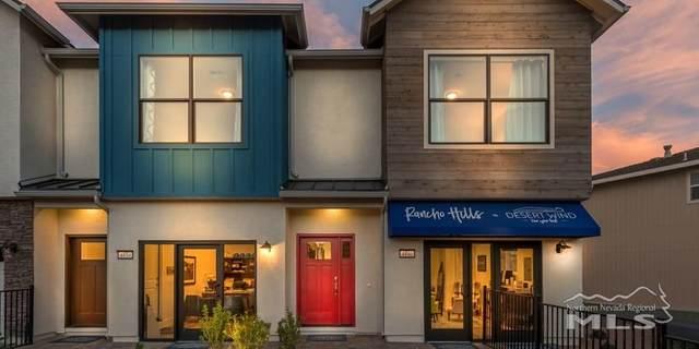 4955 Ronald Stephen Cir Lot 183, Reno, NV 89503 (MLS #200009990) :: Chase International Real Estate