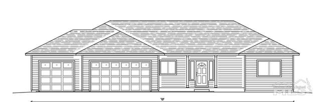 735 Lipizzan Court, Gardnerville, NV 89460 (MLS #200010025) :: Chase International Real Estate
