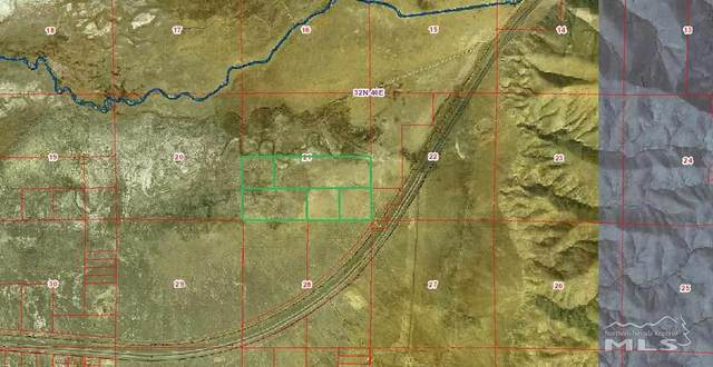APN 010-320-13, 14, 15, 16, 17, Battle Mountain, NV 89820 (MLS #200010032) :: NVGemme Real Estate