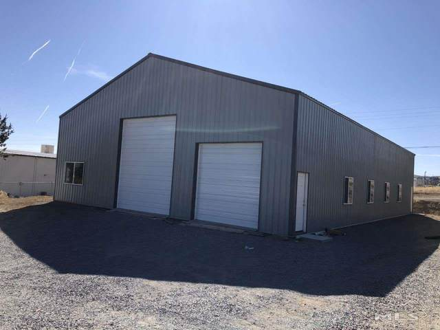 94 Industrial Pkwy, Moundhouse, NV 89706 (MLS #200010035) :: Fink Morales Hall Group
