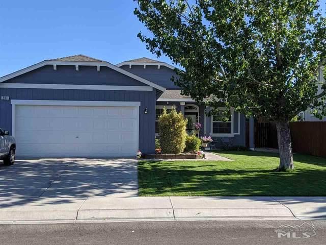 291 Fallen Leaf Ln, Fernley, NV 89408 (MLS #200010043) :: NVGemme Real Estate