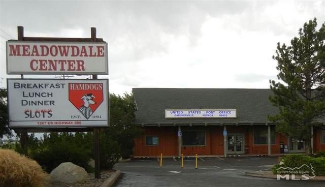 1267 N Hwy 395, Gardnerville, NV 89410 (MLS #200010044) :: NVGemme Real Estate