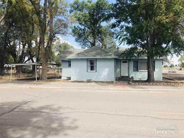1625 Franklin Ave, Lovelock, NV 89419 (MLS #200010045) :: NVGemme Real Estate