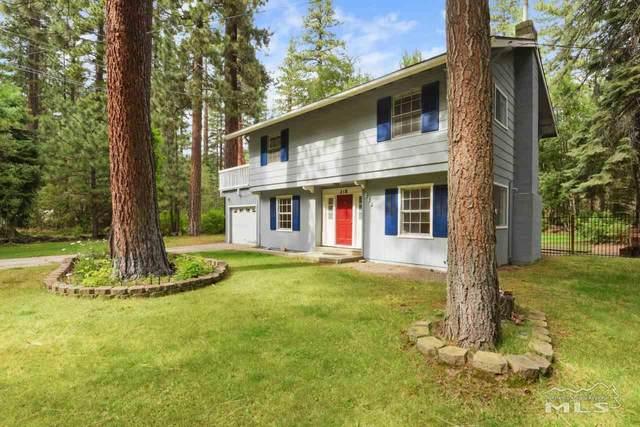 218 Tramway Rd, Incline Village, NV 89451 (MLS #200010055) :: NVGemme Real Estate