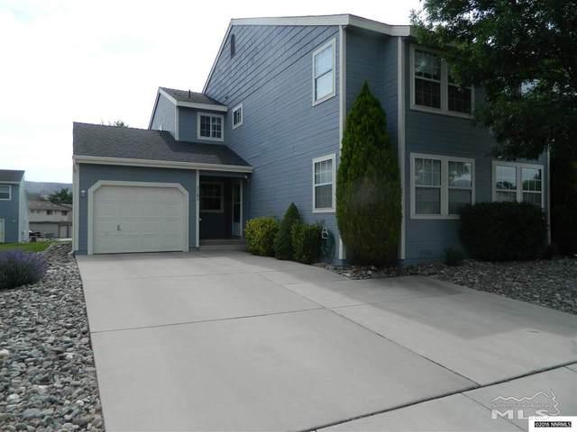 3101 Chubasco Way, Carson City, NV 89701 (MLS #200010057) :: Ferrari-Lund Real Estate
