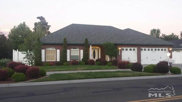 2737 Oak Ridge, Carson City, NV 89703 (MLS #200010060) :: The Craig Team