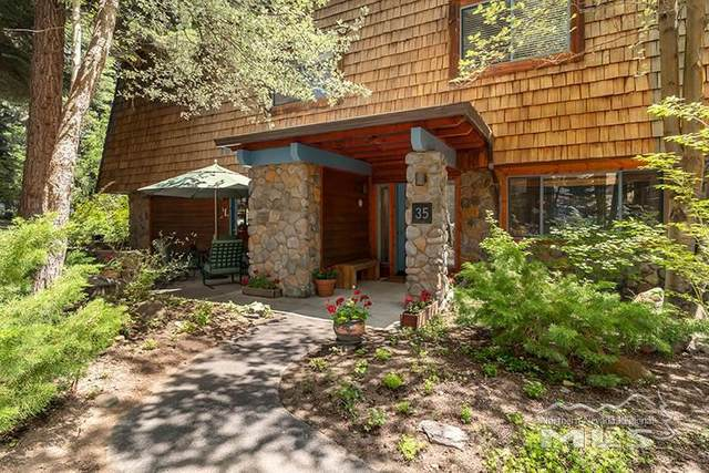 120 Country Club Drive #35, Incline Village, NV 89451 (MLS #200010062) :: NVGemme Real Estate