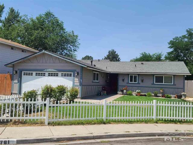 781 Rancho Via Dr. Rancho Via Dr., Sparks, NV 89434 (MLS #200010065) :: Mendez & Associates