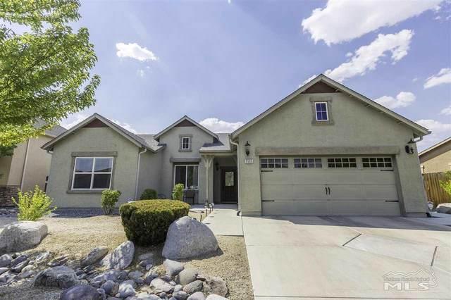 5505 Summer Sun Ln, Sun Valley, NV 89433 (MLS #200010092) :: Chase International Real Estate